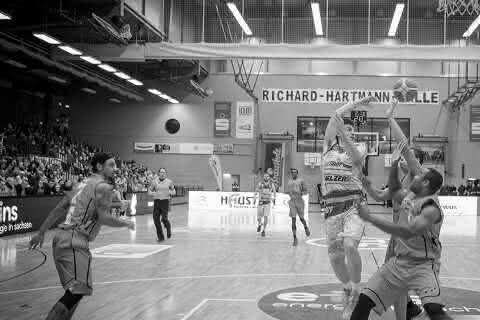 Highlights Spieltag 30: NINERS Chemnitz vs. EBBECKE WHITE WINGS Hanau